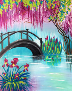 NAMI Paint Night @ Nottingham's | Columbia | Maryland | United States
